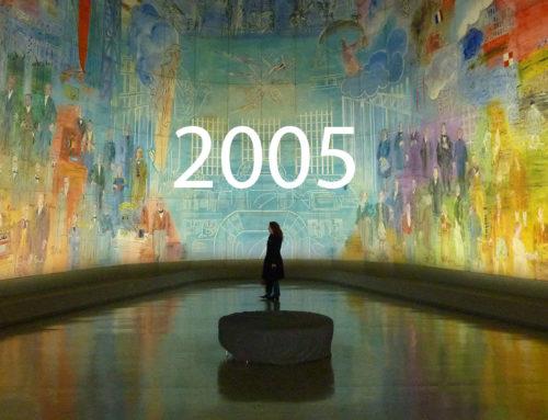 Ausstellungen im Jahr 2005